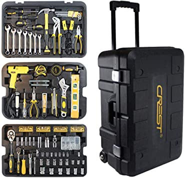 Caja herramientas Conjunto de herramientas de barra de unión de ...