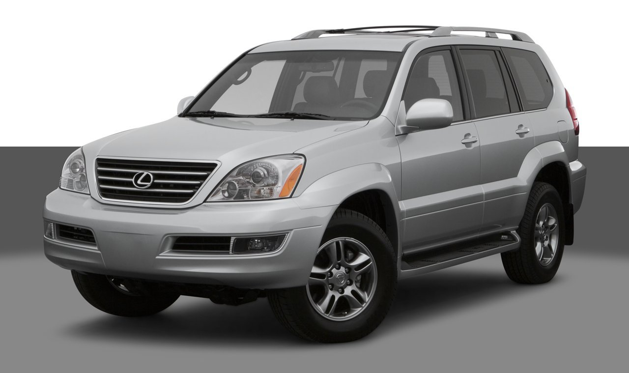 2007 lexus gx470 reviews images and specs. Black Bedroom Furniture Sets. Home Design Ideas