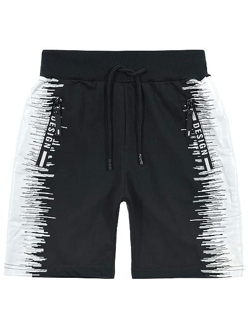 Kinder Jungen Shorts kurze Hose Kinder Bermuda Capri Short Hosen Strech 30075