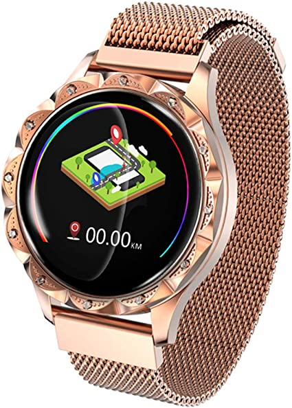 Amazon.com: Peodelk D18 Smartwatch Bluetooth Color Pantalla ...