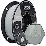 ERYONE Matte PLA Filament, 1.75mm Filament for 3D Printer, 1KG(2.2LBS)/ Spool, Matte Grey