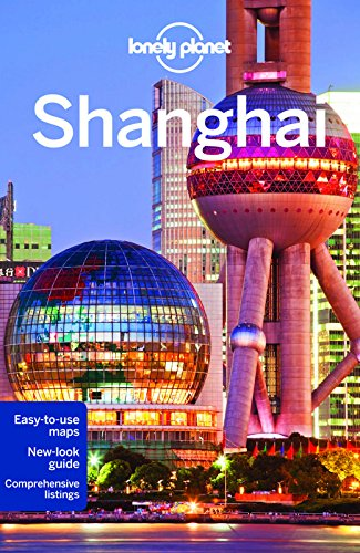 Price comparison product image Lonely Planet Shanghai (Travel Guide)
