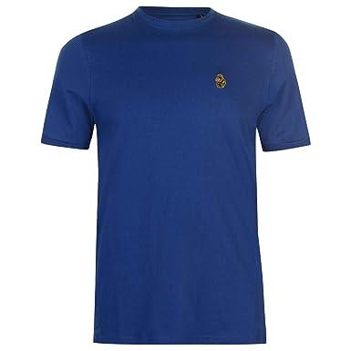 eb553c80 LUKE SPORT Traff Sport T-Shirt Mens Tee Shirt Top | Amazon.com