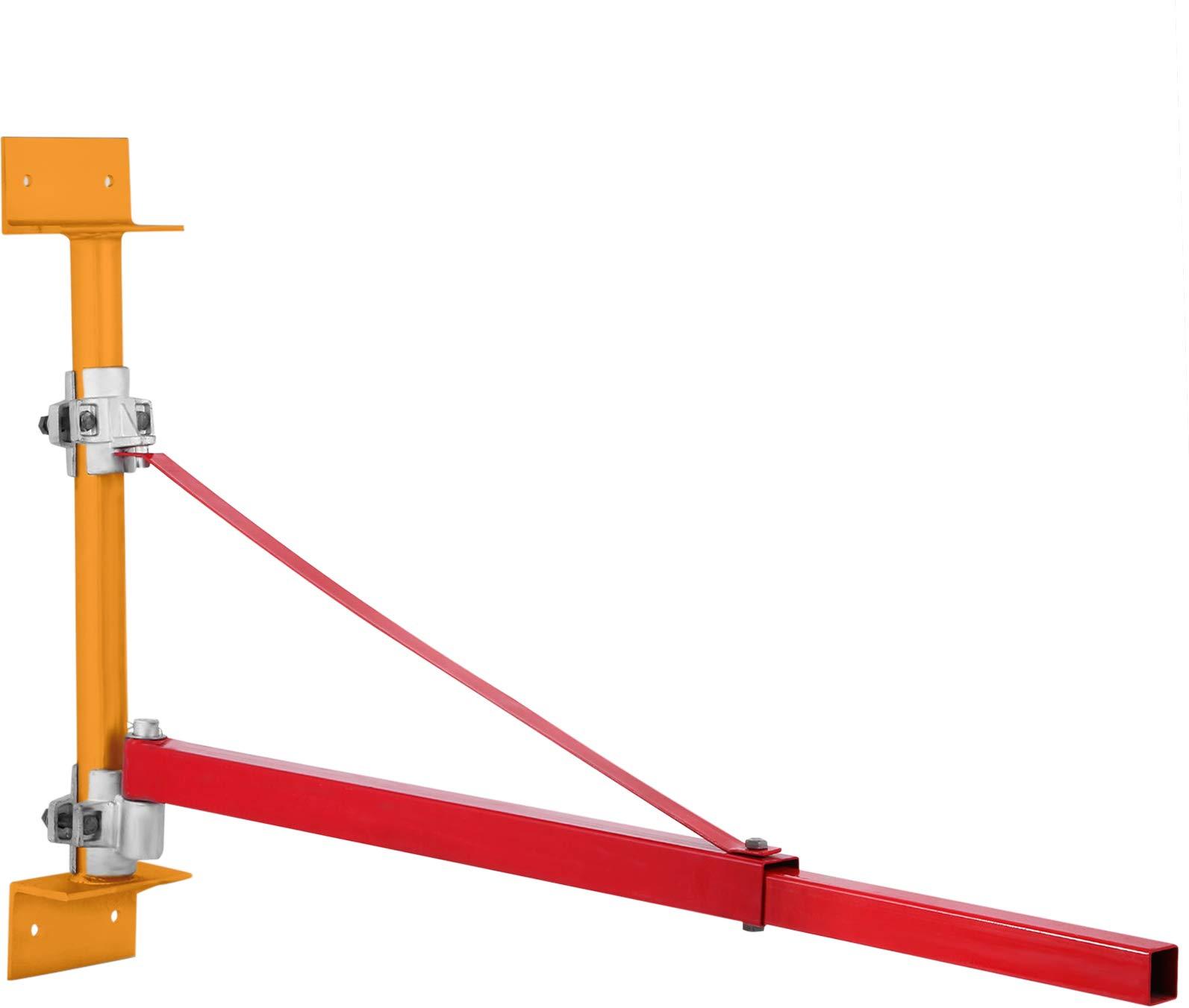 FORAVER Scaffold Electric Hoist Swing Arm 300~600kg Swing Arm Scaffolding Pole Electric Hoist Arm