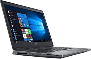 Dell Precision 7730 1920 x 1080 17.3in LCD Mobile Workstation with Intel Core i7-8850H Hexa-core 2.6 GHz, 16GB RAM, 512GB SSD (Renewed)