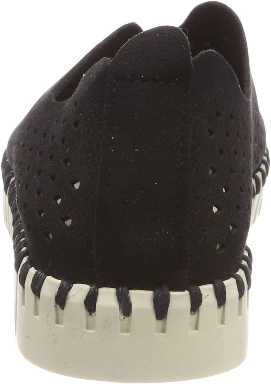 Ilse Jacobsen Tulip3275 Sneakers voor dames Chwarz Chwarz