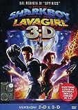 le avventure di sharkboy e lavagirl (3d) dvd Italian Import