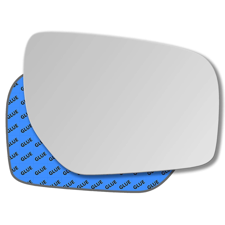 Espejo retrovisor convexo para puerta derecha del lado del chofer Hightecpl 471RS