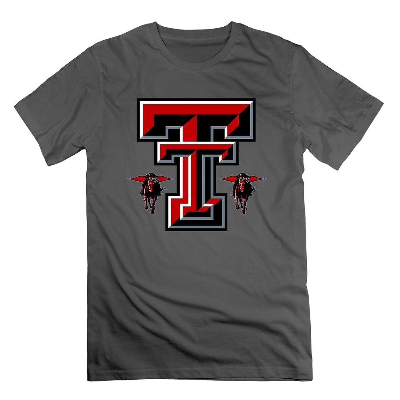 Abbas Man Texas Tech Red Raiders Logo Tshirts