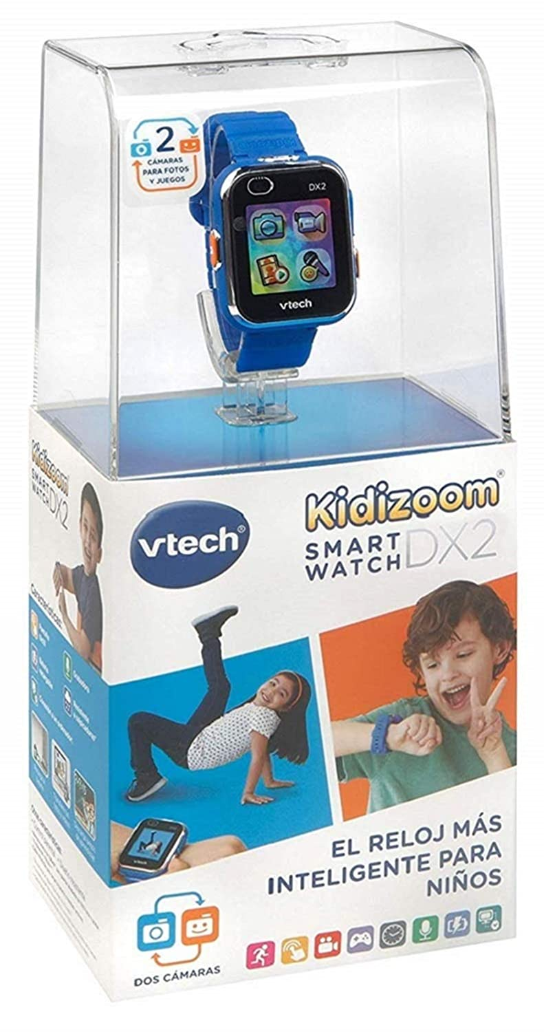 Amazon.com: VTech Kidizoom Smart Watch DX2 Kids Smart Watch ...