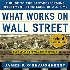 What Works on Wall Street Audiobook