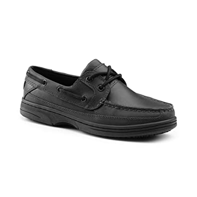 3cab5d26cb65b Amazon.com | Keuka SureGrip Women's Palmetto Black Slip-Resistant ...