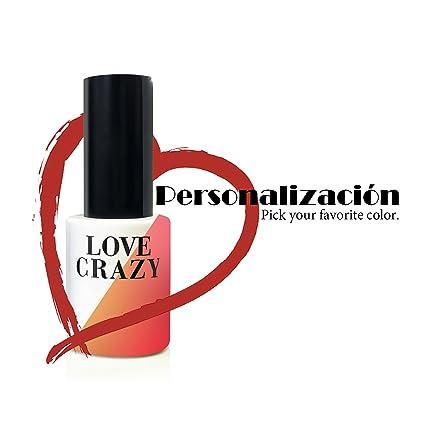 LOVECRAZY - Kit de Esmaltes de Uñas en Gel Semipermanente, 20 Colores de Esmaltes y