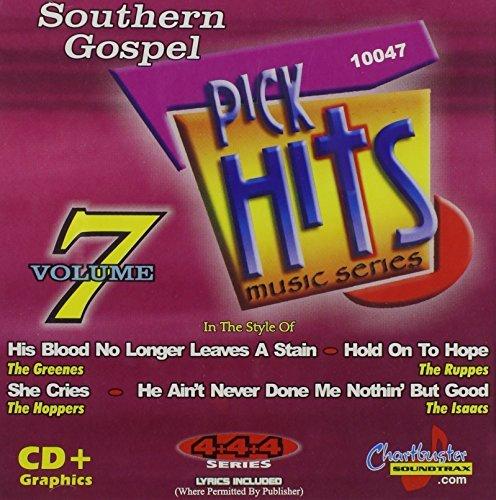 Southern Gospel Pick - Karaoke: Southern Gospel Pick Hits 7 by Various Artists