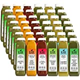 Raw Generation 7-Day Skinny Soup Cleanse™- Healthiest Way to Lose Weight Quickly / 100% Raw & Unprocessed Soups and Green Juices