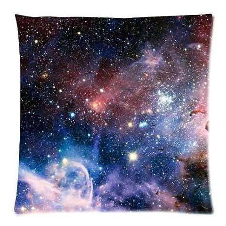 Amazon.com: Nebulosa Galaxia Espacio Universo – Caso Cojín ...
