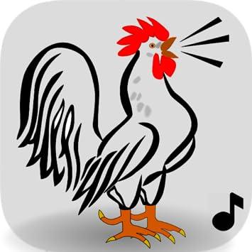 rooster alarm ringtone