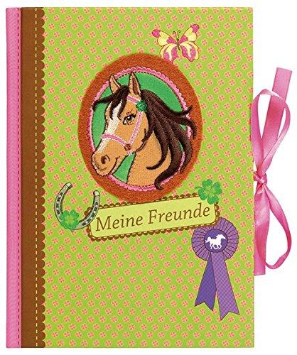 Pferdeglück Freundebuch