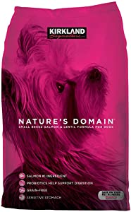 Kirkland Signature Nature's Domain Small Breed Salmon & Lentil (20LB)