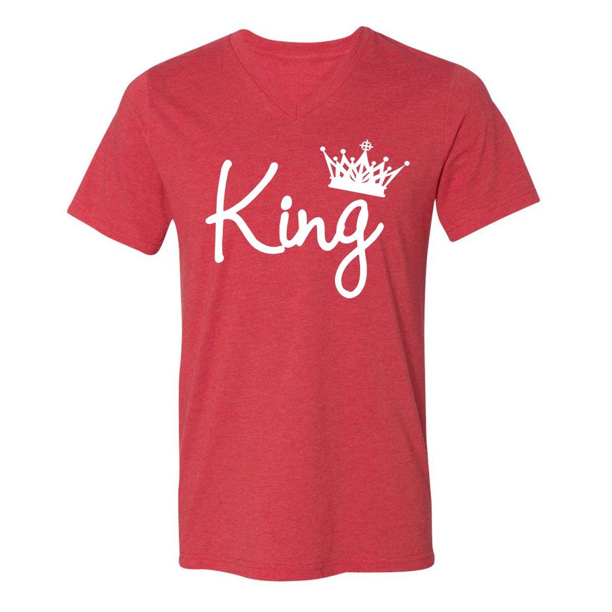 Most Popular Family King Designvneck Tshirts For