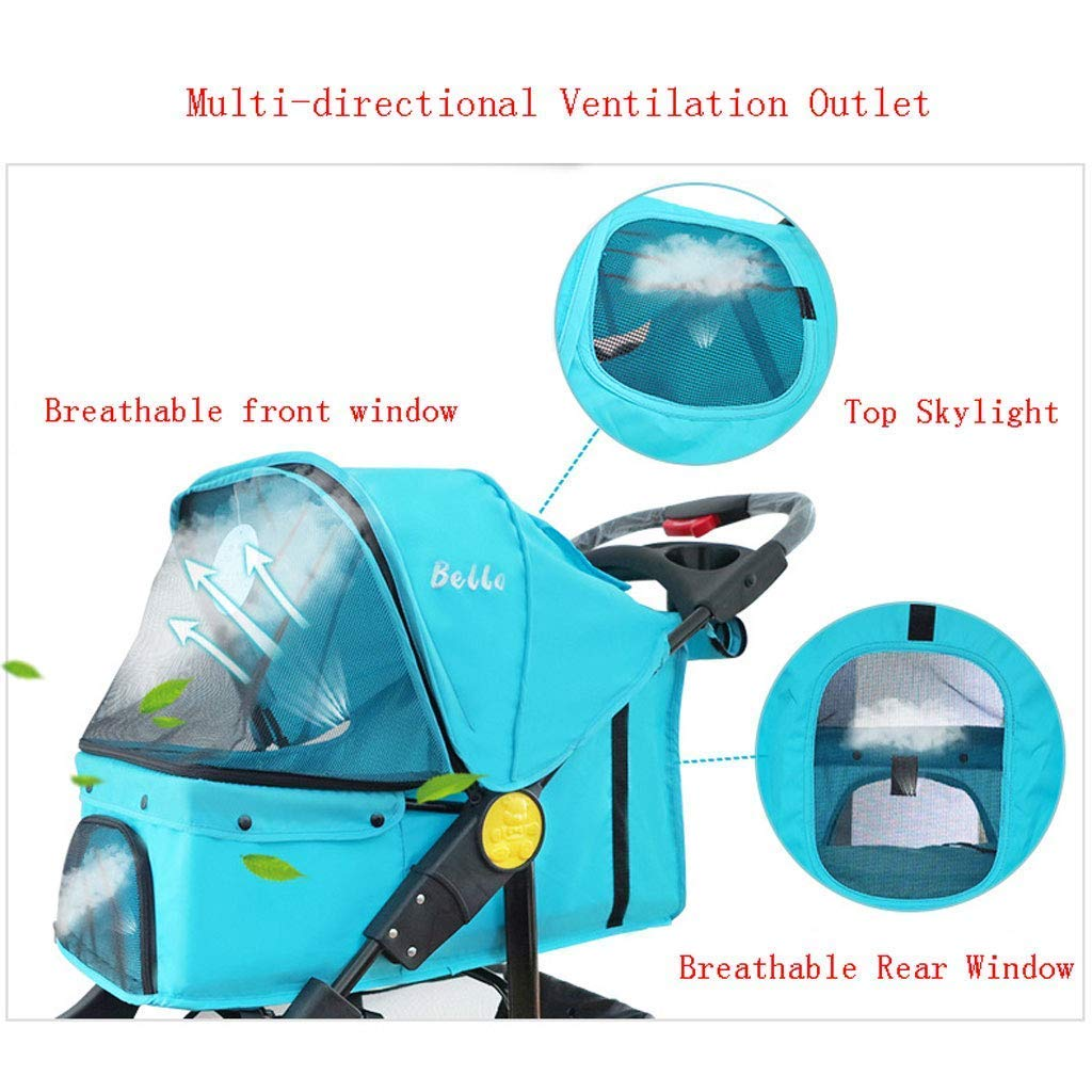 WZCC Medical Rehabilitation Pet Assisted Scooter Bracket Plegable ...
