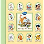 Disney Memory Keeper Album: Baby's First Year 24 Pocketfuls of Memories Book