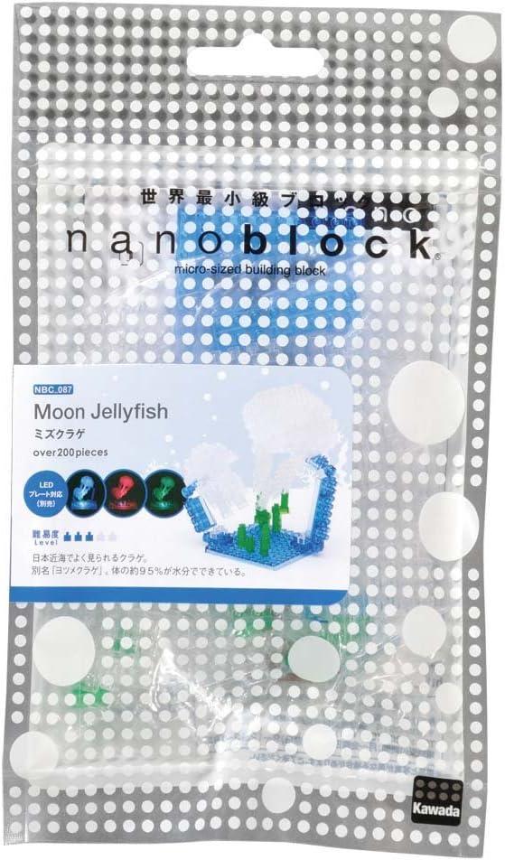 Nanoblock Moon Jellyfish