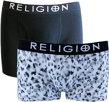 TALLA XL. Religion - Bóxers - Boxers - Animal Print - para Hombre
