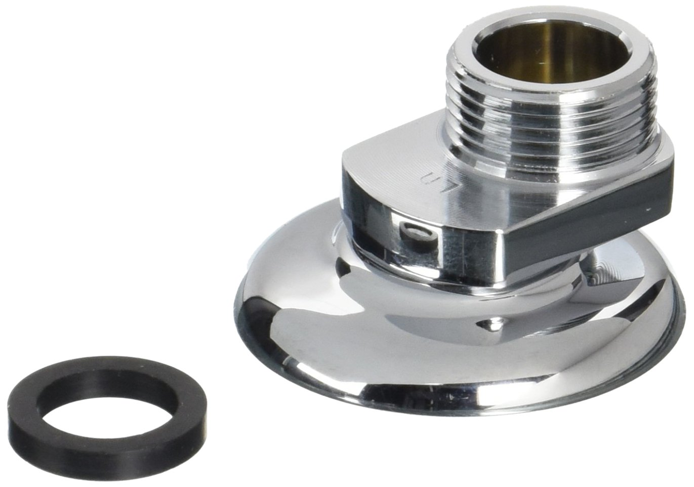 Peerless RP54803 Adjustable Offset Connector, Gasket Seal and Trim, Chrome