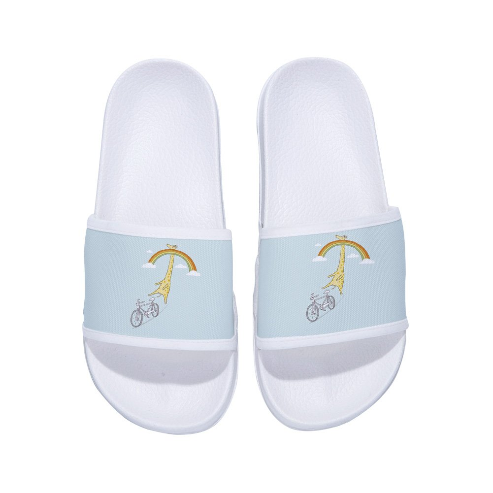 CoolBao Slides Sandals for Boys Girls Anti-Slip Swim Shower Pool Slippers (Little Kid/Big Kid) by CoolBao (Image #1)