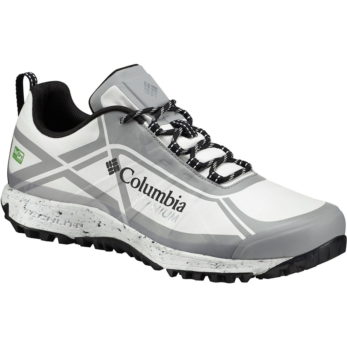 Columbia Conspiracy III Titanium ODX Eco Schuhes Men Weiß Lux Lux Weiß Schuhgröße US 9,5   42,5 2018 Schuhe fc2cf6