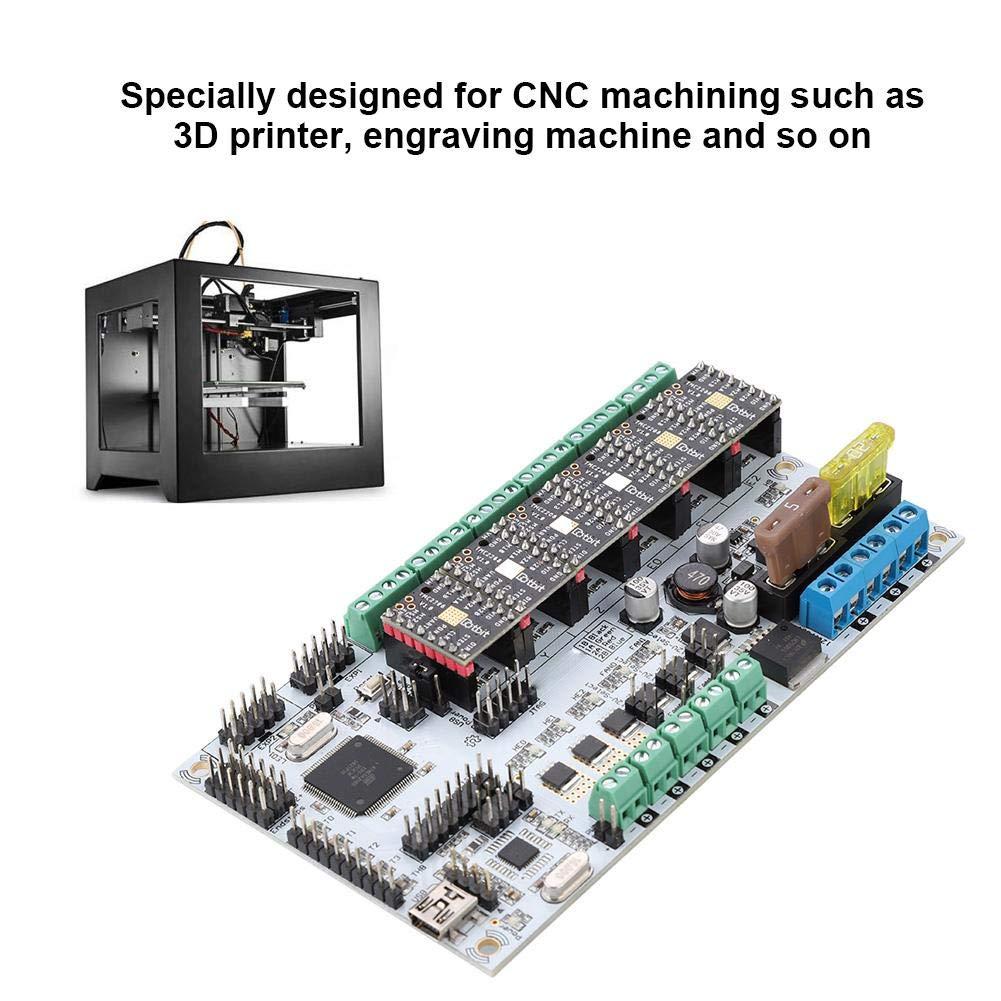 Tonysa Placa Base Impresora 3D Placa Base, Placa controladora ...