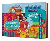 ¡Nos divertimos con la ciencia! (Spanish Edition)