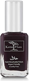 product image for Karma Halal Certified Nail Polish- Truly Breathable Cruelty Free and Vegan - Oxygen Permeable Wudu Friendly Nail Enamel (ZARA)