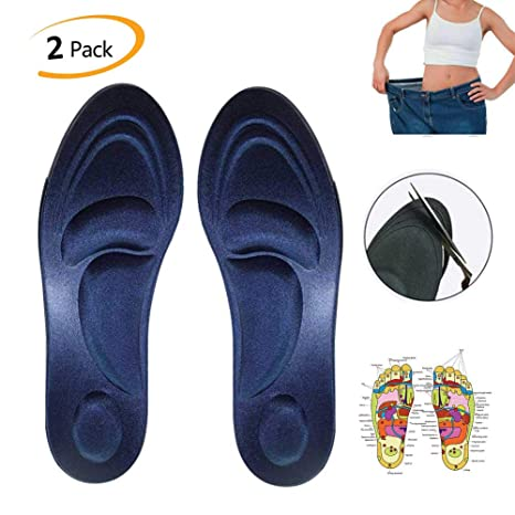 4D Pain Relief Insoles Pair