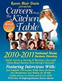 Careers from the Kitchen Table 2010 National Home Business Directory, Raven Blair Davis, 1427647453