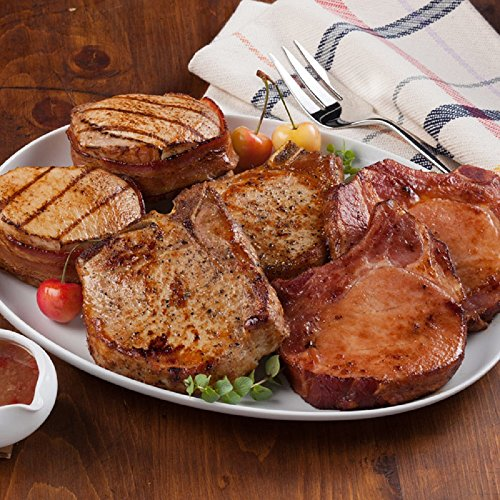 Gourmet Foods, Pork Chop Sampler by Unknown