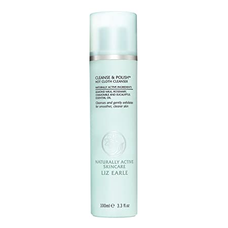 Liz Earle Cleanse & Polish Hot Cloth Cleanser 100 Ml (No Cloth) By Liz Earle by Liz Earle
