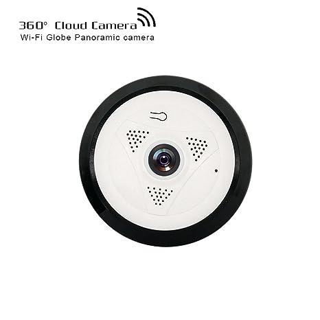 Cámara Wifi Caravana Cámara de seguridad con detector de movimiento – Cámara IP Sistema/IP