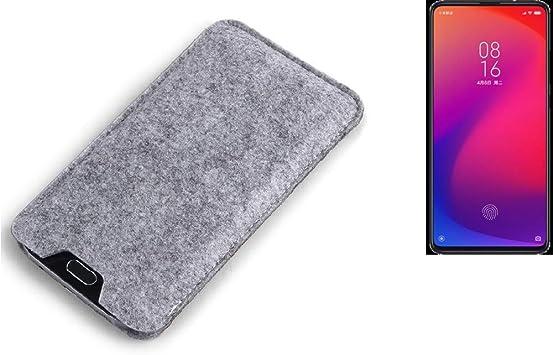 K-S-Trade® Para Xiaomi Mi 9T Pro Estuche Protecto Case para Móvil ...
