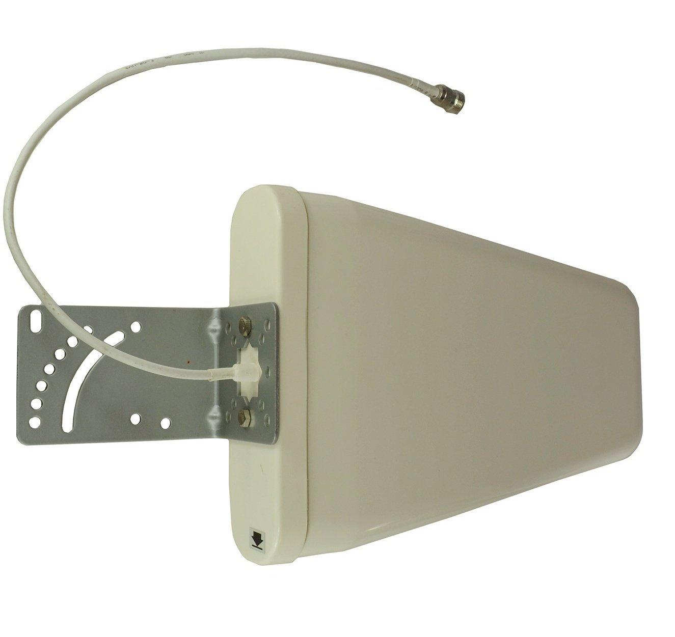 Proxicast 11 dBi Yagi High Gain 3G / 4G / LTE / xLTE / Wi-Fi Universal Fixed Mount Directional Antenna (700-2700 MHz)