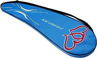 Homyl Sac à Bandoulière pour Raquette de Badminton Housse Stockage de Raquette Souple Accessoire Cadeau Badminton