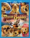 Cover Image for 'Treasure Buddies (Two-Disc Blu-ray/DVD Combo)'