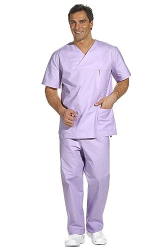 Leiber 08/769 - Chaqueta unisex para personal sanitario