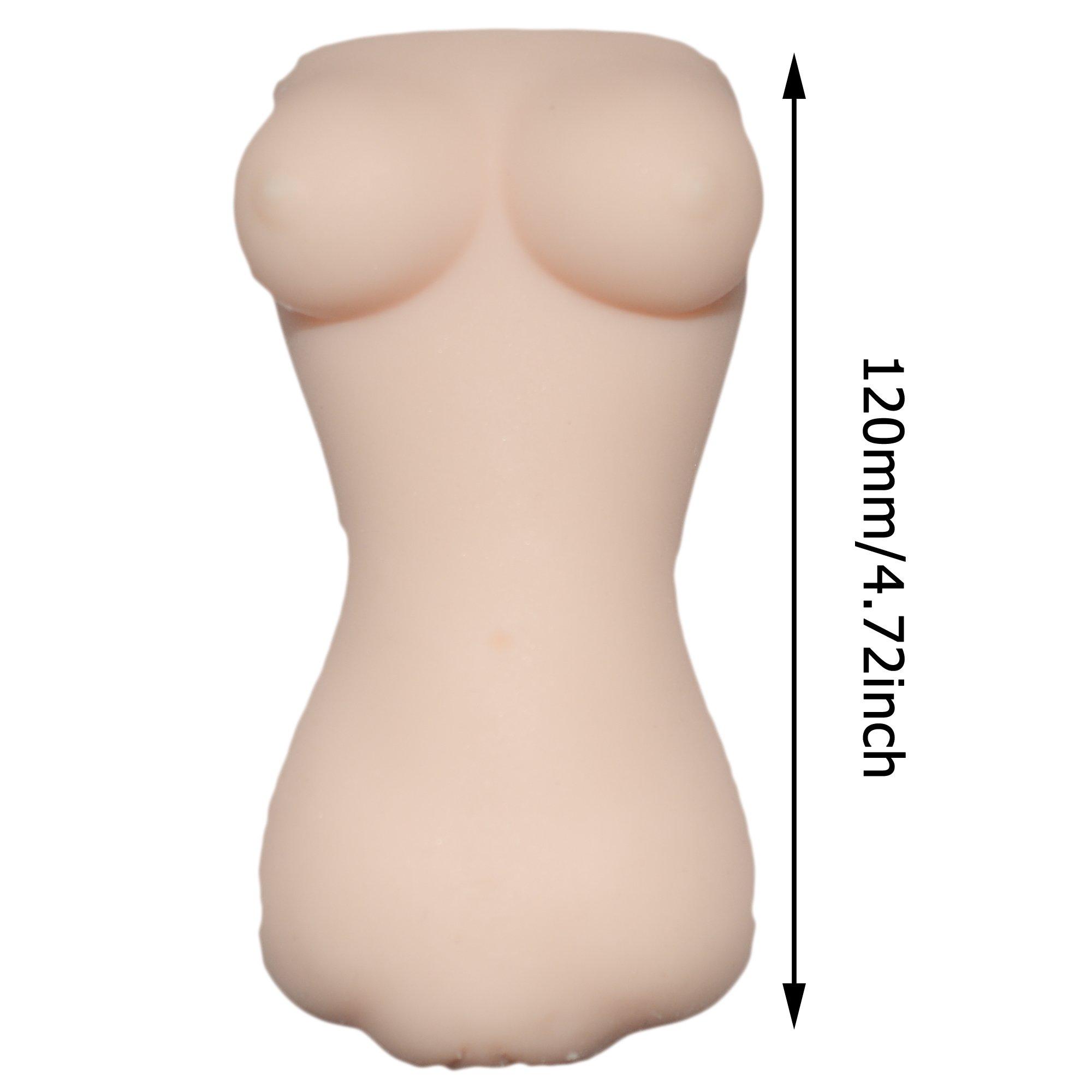 ViiNA AV Masturbatore Maschile 3D Realistico Sesso Giocattolo giocattolo erotico per adulti, molto divertente per uomo (New)