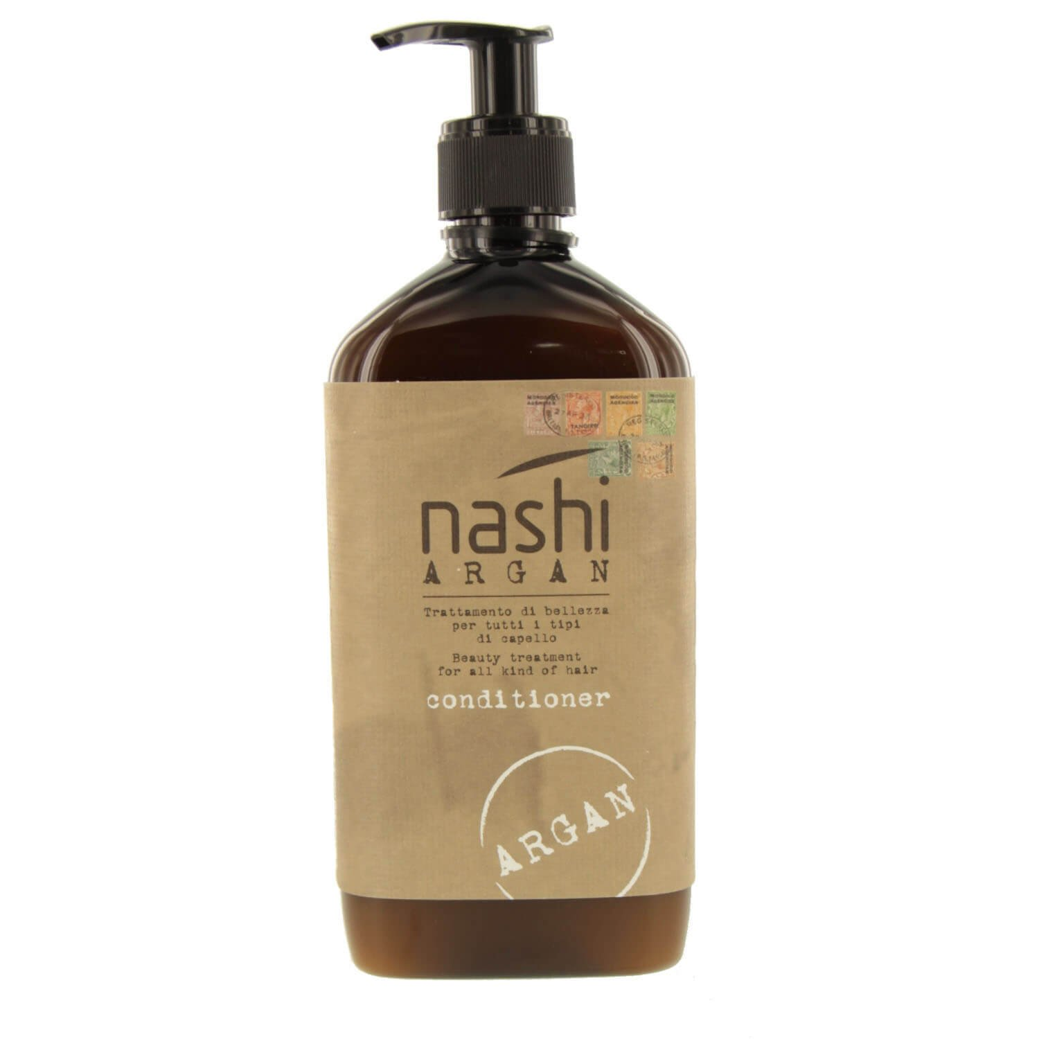Nashi Balsamo Capelli Argan 500 ml NASH0017 NSH00018