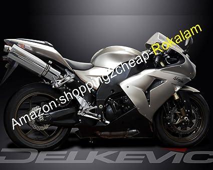 Juego de carenado para Kawasaki NINJA ZX10R 06 07 ZX-10R ...