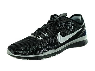 Nike Free 5.0 TR Fit 5 MTLC, Chaussures de Running Compétition Femme:  Amazon.fr: Chaussures et Sacs