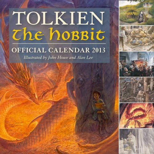 Pdf Science Fiction Tolkien Calendar 2013: Illustrated by John Howe and Alan Lee
