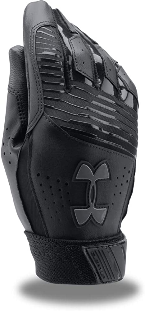 Under Armour Boys' Clean Up Baseball Gloves: Clothing